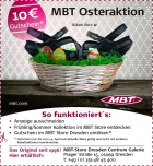 Osteraktion im MBT-Store