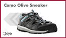 Commo Olive Sneaker